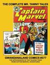 Cover for Gwandanaland Comics (Gwandanaland Comics, 2016 series) #377 - The Complete Mr. Tawny Tales