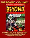 Cover for Gwandanaland Comics (Gwandanaland Comics, 2016 series) #384 - The Beyond - Volume 2