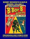 Cover for Gwandanaland Comics (Gwandanaland Comics, 2016 series) #388 - Bobby Benson's B-Bar-B Riders: Volume 2