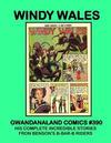 Cover for Gwandanaland Comics (Gwandanaland Comics, 2016 series) #390 - Windy Wales
