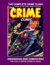 Cover for Gwandanaland Comics (Gwandanaland Comics, 2016 series) #382 - The Complete Crime Clinic