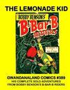 Cover for Gwandanaland Comics (Gwandanaland Comics, 2016 series) #389 - The Lemonade Kid