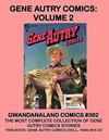 Cover for Gwandanaland Comics (Gwandanaland Comics, 2016 series) #392 - Gene Autry Comics: Volume 2