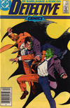 Cover Thumbnail for Detective Comics (1937 series) #581 [Newsstand]
