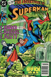 Cover Thumbnail for Adventures of Superman (1987 series) #464 [Newsstand]