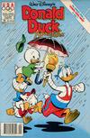 Cover for Walt Disney's Donald Duck Adventures (Disney, 1990 series) #28 [Newsstand]