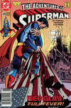 Cover for Adventures of Superman (DC, 1987 series) #479 [Newsstand]