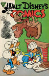 Cover for Walt Disney's Comics and Stories (Gladstone, 1986 series) #529 [Newsstand]