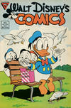Cover for Walt Disney's Comics and Stories (Gladstone, 1986 series) #530 [Newsstand]