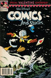 Cover for Walt Disney's Comics and Stories (Disney, 1990 series) #570 [Newsstand]