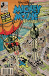 Cover for Walt Disney's Mickey Mouse Adventures (Disney, 1990 series) #5 [Newsstand]