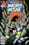 Cover for Walt Disney's Mickey Mouse Adventures (Disney, 1990 series) #7 [Newsstand]