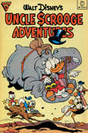 Cover for Walt Disney's Uncle Scrooge Adventures (Gladstone, 1987 series) #8 [Newsstand]