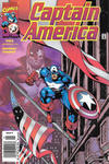Cover for Captain America (Marvel, 1998 series) #33 [Newsstand]