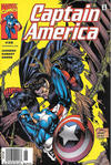 Cover for Captain America (Marvel, 1998 series) #30 [Newsstand]