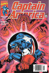 Cover for Captain America (Marvel, 1998 series) #29 [Newsstand]
