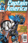 Cover for Captain America (Marvel, 1998 series) #18 [Newsstand]