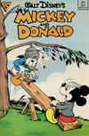Cover for Walt Disney's Mickey and Donald (Gladstone, 1988 series) #5 [Newsstand]