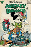 Cover for Walt Disney's Mickey and Donald (Gladstone, 1988 series) #9 [Newsstand]