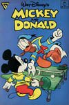 Cover for Walt Disney's Mickey and Donald (Gladstone, 1988 series) #11 [Newsstand]