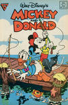 Cover for Walt Disney's Mickey and Donald (Gladstone, 1988 series) #12 [Newsstand]
