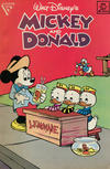 Cover for Walt Disney's Mickey and Donald (Gladstone, 1988 series) #13 [Newsstand]
