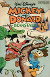 Cover for Walt Disney's Mickey and Donald (Gladstone, 1988 series) #16 [Newsstand]