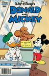 Cover Thumbnail for Walt Disney's Donald and Mickey (1993 series) #19 [Newsstand]