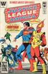 Cover Thumbnail for Justice League of America (1960 series) #179 [Whitman]