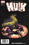 Cover for Incredible Hulk (Marvel, 2000 series) #62 [Newsstand]