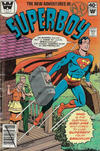Cover for The New Adventures of Superboy (DC, 1980 series) #6 [Whitman]