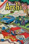 Cover for Archi Serie Avestruz (Editorial Novaro, 1975 series) #125