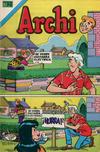 Cover for Archi Serie Avestruz (Editorial Novaro, 1975 series) #127