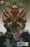 Cover Thumbnail for Wakanda Forever Avengers (2018 series) #1 [Yasmin Peutri Cover]
