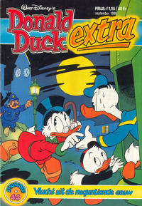 Cover Thumbnail for Donald Duck Extra (Oberon, 1986 series) #44