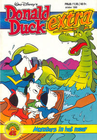 Cover Thumbnail for Donald Duck Extra (Oberon, 1986 series) #45