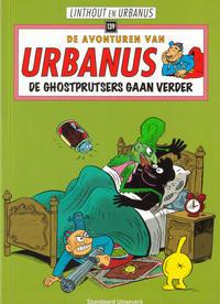 Cover Thumbnail for De avonturen van Urbanus (Standaard Uitgeverij, 1996 series) #139 - De Ghostprutsers gaan verder