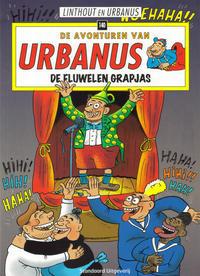 Cover Thumbnail for De avonturen van Urbanus (Standaard Uitgeverij, 1996 series) #140 - De fluwelen grapjas