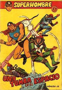 Cover Thumbnail for Super Hombre (Editorial Ferma, 1958 series) #13