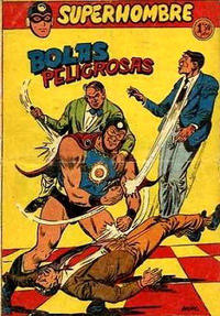 Cover Thumbnail for Super Hombre (Editorial Ferma, 1958 series) #14