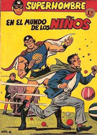 Cover Thumbnail for Super Hombre (Editorial Ferma, 1958 series) #16
