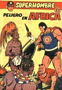 Cover Thumbnail for Super Hombre (Editorial Ferma, 1958 series) #39