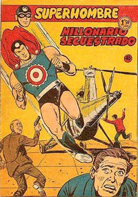 Cover Thumbnail for Super Hombre (Editorial Ferma, 1958 series) #48