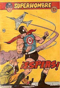 Cover Thumbnail for Super Hombre (Editorial Ferma, 1958 series) #60