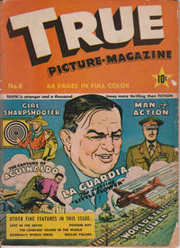 Cover Thumbnail for True Comics (Parents' Magazine Press, 1941 series) #6