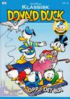 Cover for Klassisk Donald Duck (Hjemmet / Egmont, 2016 series) #14 - Opp i det blå