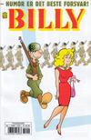 Cover for Billy (Hjemmet / Egmont, 1998 series) #22/2018
