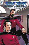 Cover Thumbnail for Star Trek: The Next Generation: Terra Incognita (2018 series) #4 [Cover A]