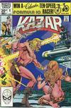 Cover Thumbnail for Ka-Zar the Savage (1981 series) #8 [British]