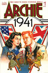 Cover Thumbnail for Archie 1941 (2018 series) #1 [Cover D Dave Johnson]